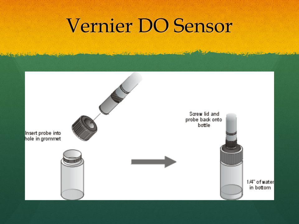 Vernier DO Sensor