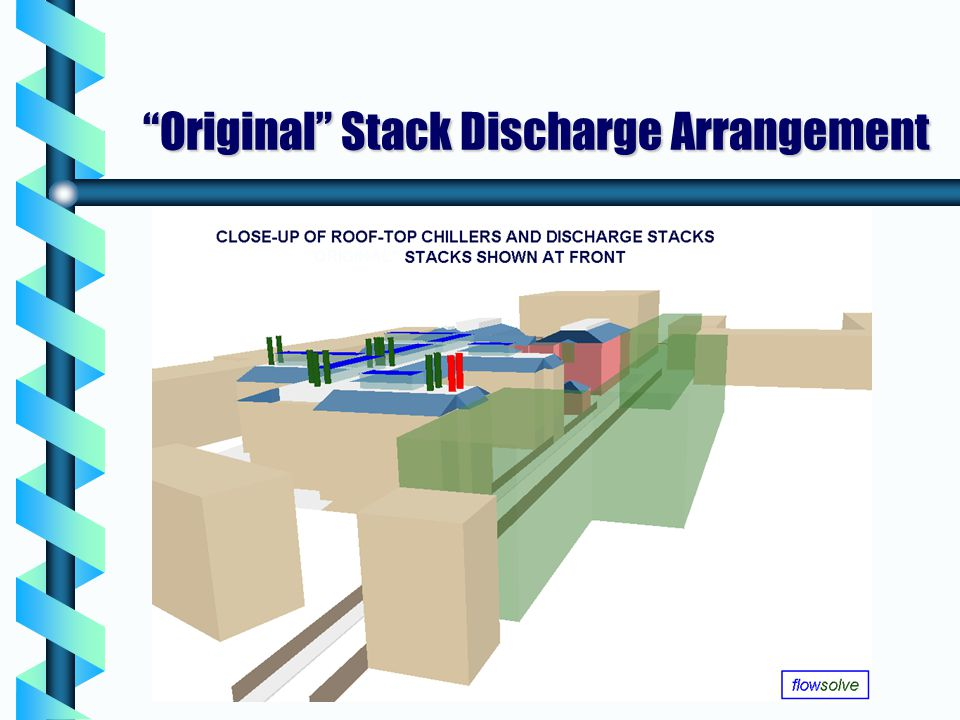 Original Stack Discharge Arrangement
