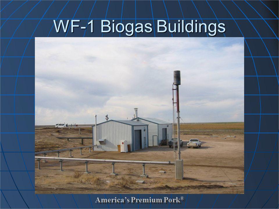 America's Premium Pork ® WF-1 Biogas Buildings