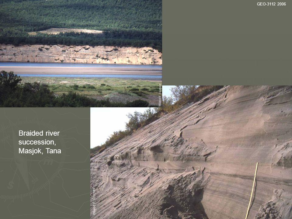 RiversGEO-3112 2006 Braided river succession, Masjok, Tana