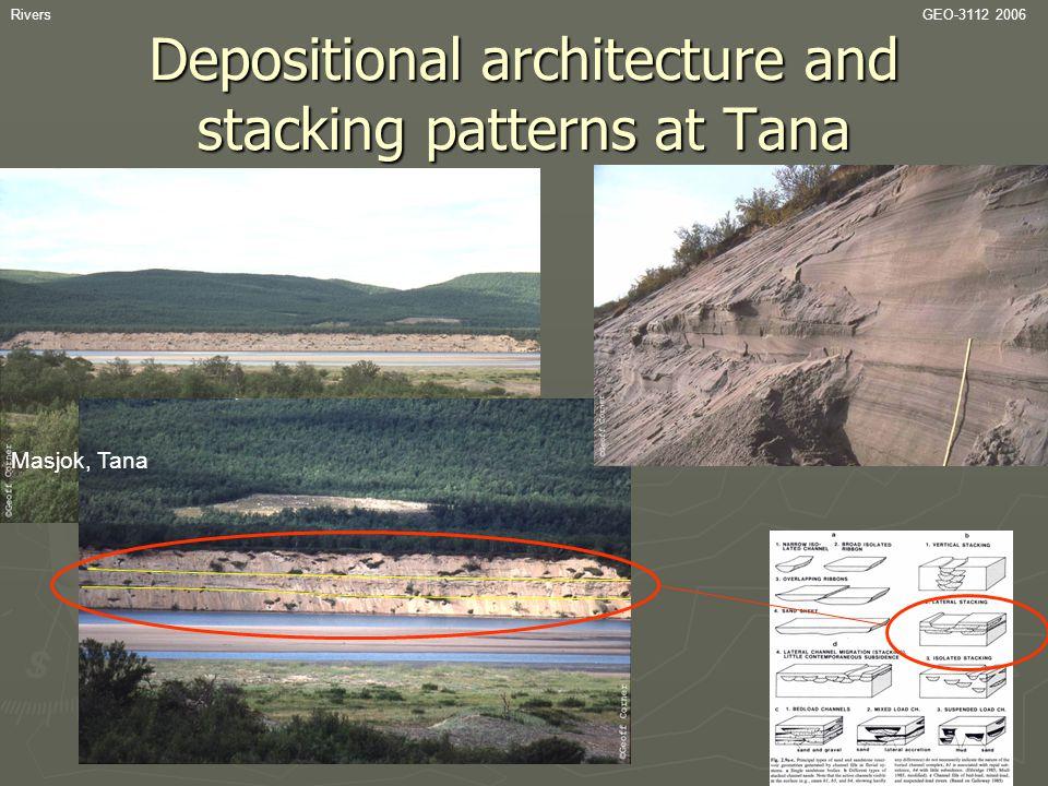 RiversGEO-3112 2006 Depositional architecture and stacking patterns at Tana Masjok, Tana