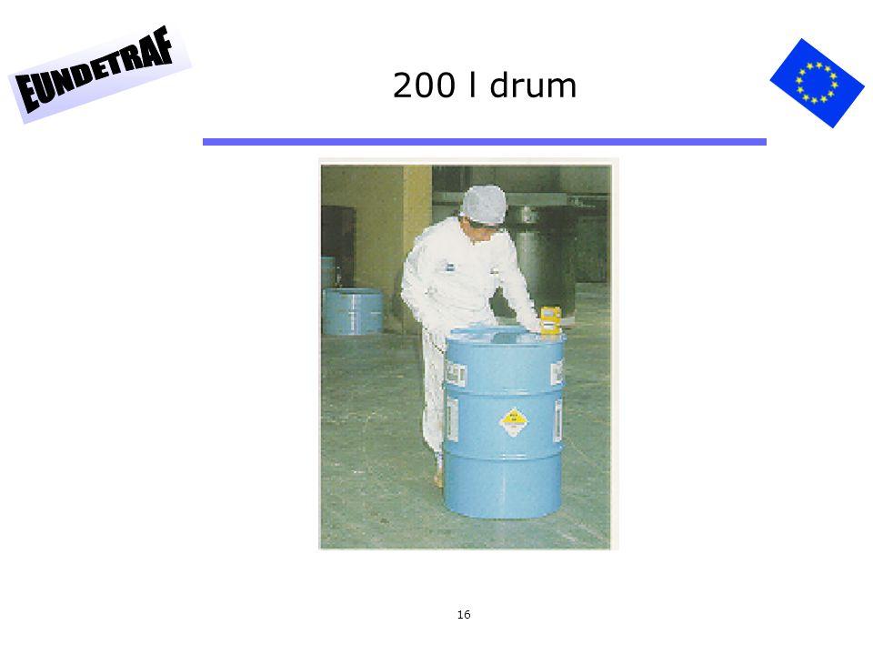 16 200 l drum