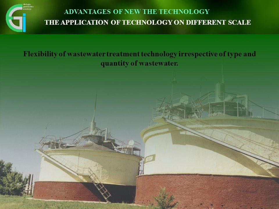 Čas izgradnje čistilne naprave se skrajša 3 – krat. Inovativen pristop omogoča vidnemu okolju prijazno umestitev v prostor. THE APPLICATION OF TECHNOL