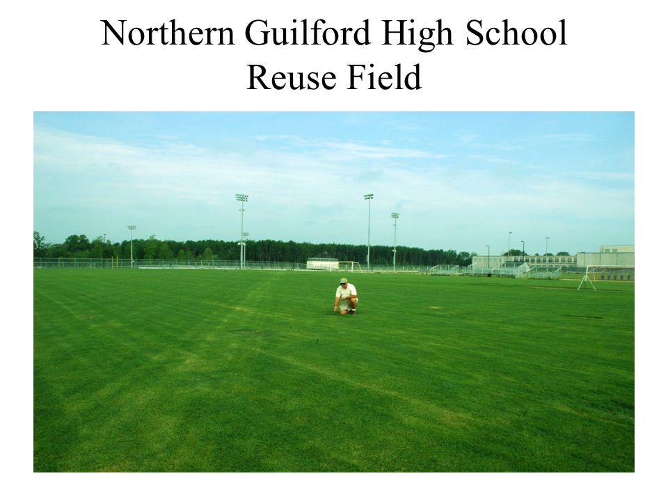 Northern Guilford High School Reuse Field