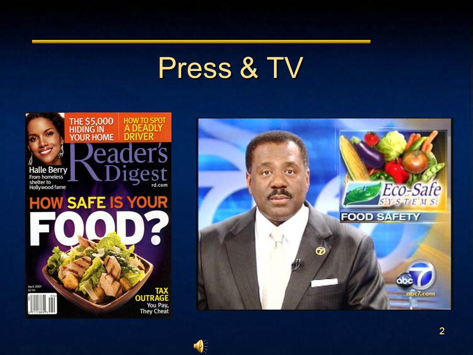 2 Press & TV