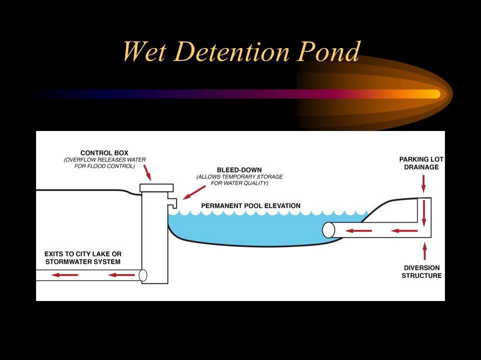 Wet Detention Pond
