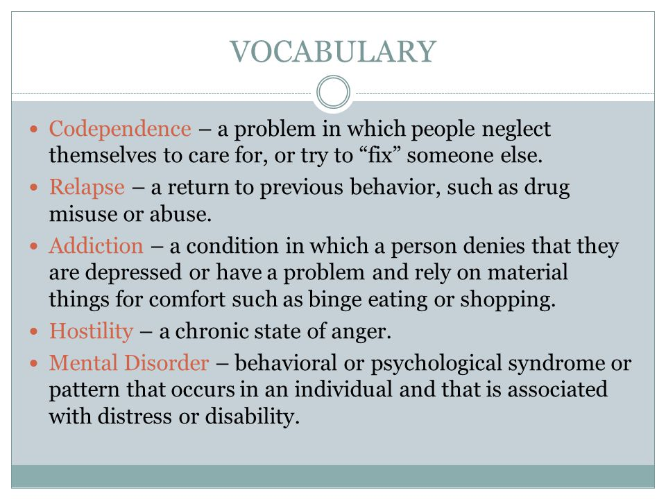 VOCABULARY Personality – an individual's unique pattern of characteristics that makes him or her different from others.