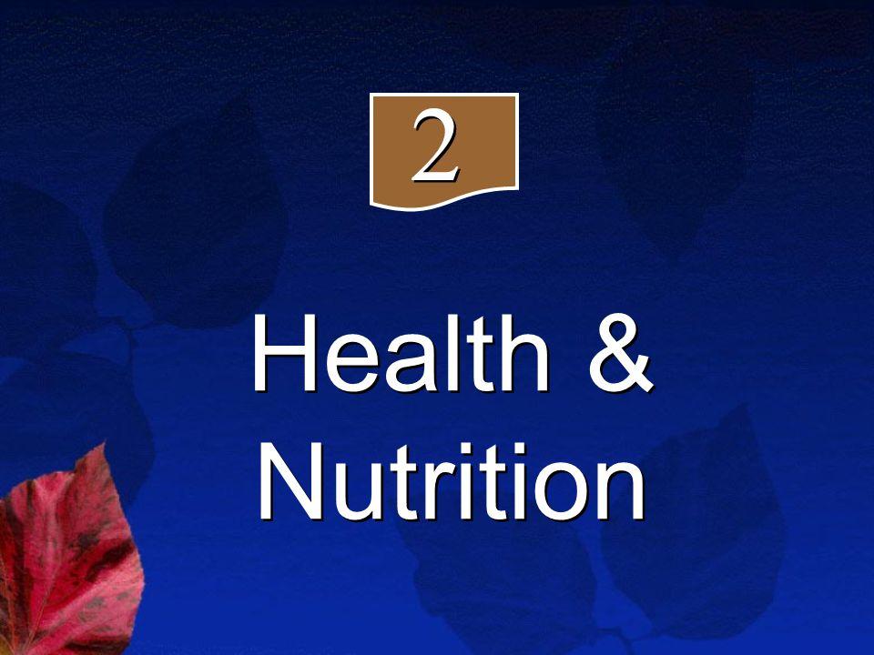 Health & Nutrition 2 2