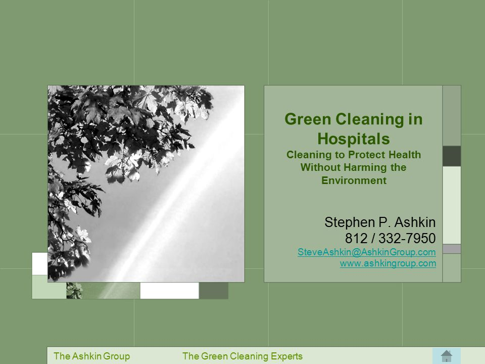 The Ashkin GroupThe Green Cleaning Experts Blood Borne Pathogen & Body Fluids Fluids covered by OSHA Blood, semen, cervical solutions, other Excluded fluids include Urine, stool, saliva, sputum (unless blood is visible) Must be cleaned with tuberculocidal or hepacidal disinfectant 29CFR 1910.1030