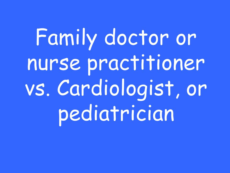 What is: primary vs. specialty care