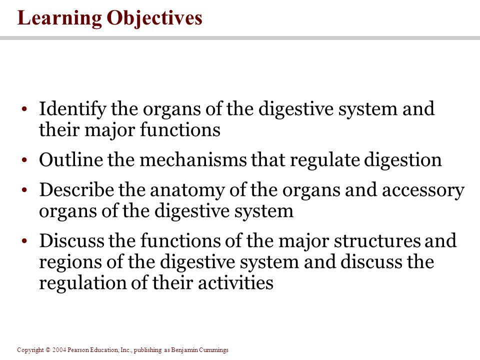 Copyright © 2004 Pearson Education, Inc., publishing as Benjamin Cummings Figure 24.25 Figure 24.25 The Defecation Reflex