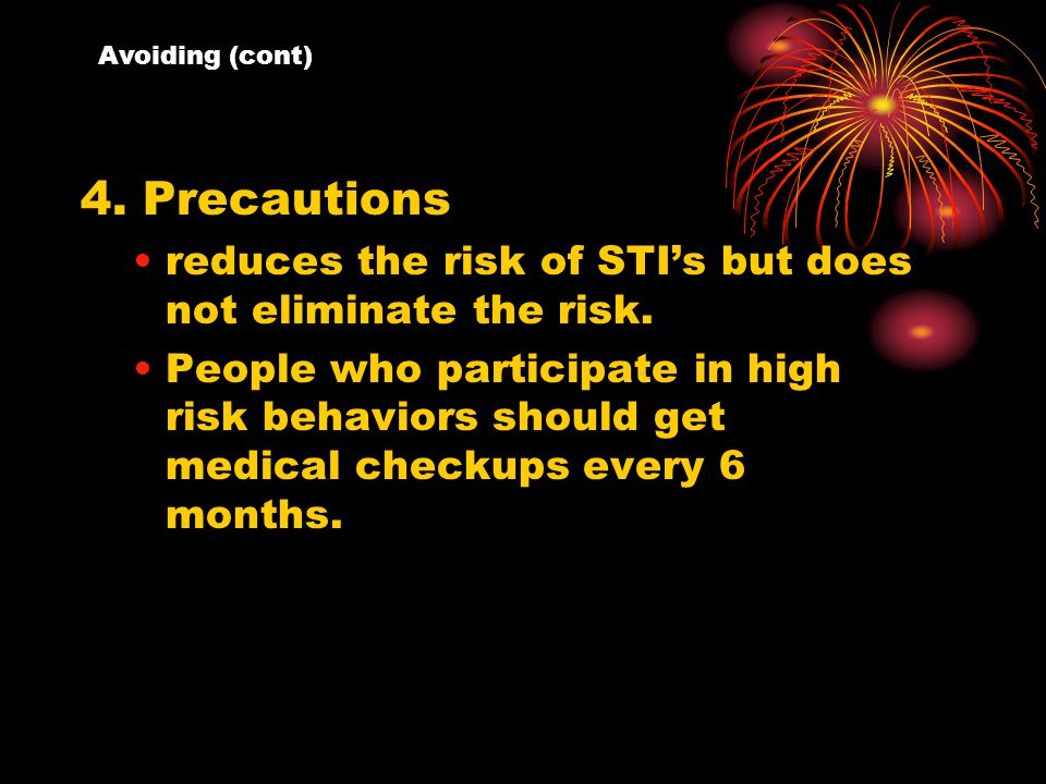 CHLAMYDIA - bacterial infection WOMEN : 80% of show no symptoms, Symptoms occur 1 to 3 weeks after infection yellowish discharge, pain or burning sensation during urination