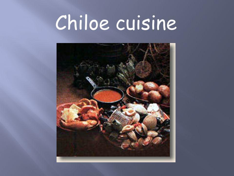 Chiloe cuisine