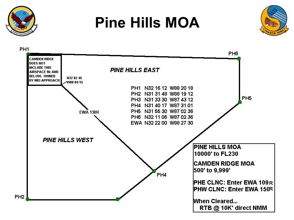 FAM-08 Pine Hills MOA