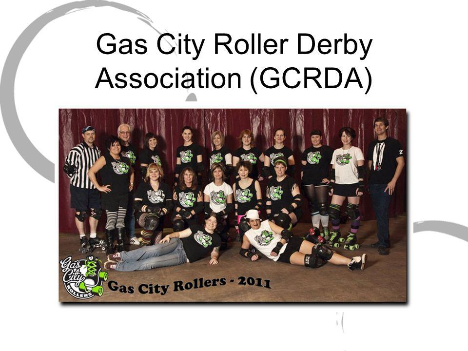 Gas City Roller Derby Association (GCRDA)