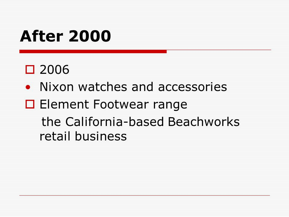 Opportunities  Strategic Acquisitions  Positive Outlook for Sporting Goods  Growth in the Footwear Industry