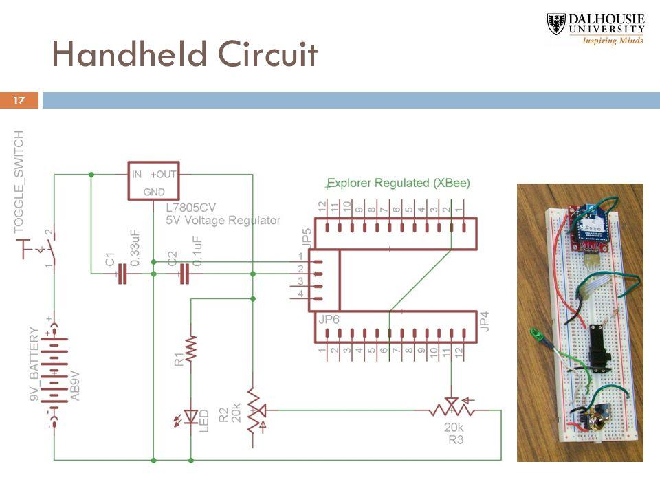 Handheld Circuit 17