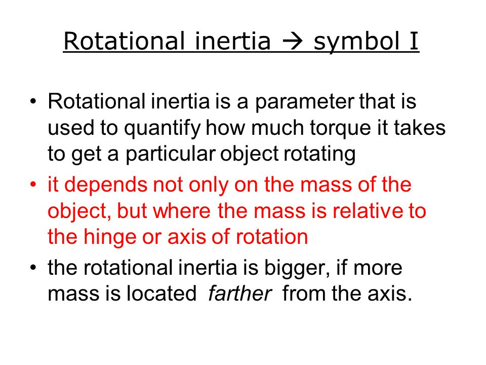 L-11 Rotational Inertia Why is a bicycle stable (it doesn't fall over) only when it is moving.