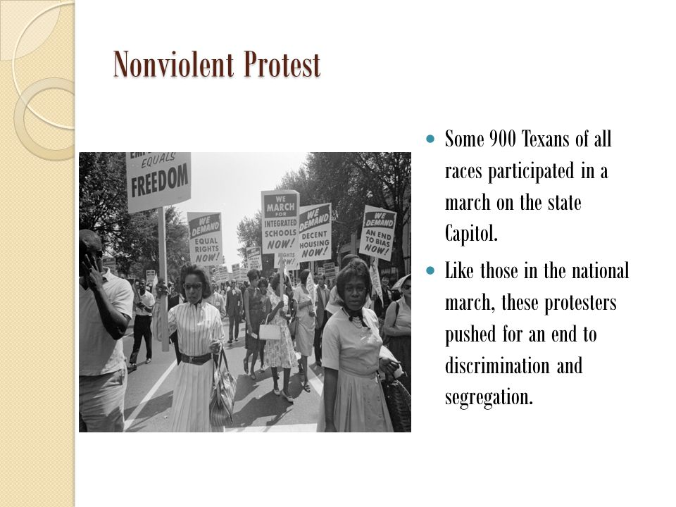 The Chicano Movement The success of the Chicano movement increased cultural pride within the Mexican American communities and established Mexican Americans as a political force.