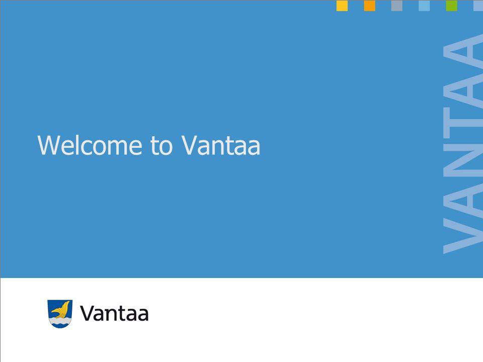 Welcome to Vantaa