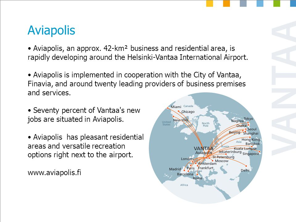 Aviapolis Aviapolis, an approx.