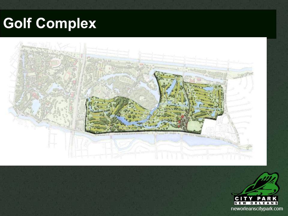 neworleanscitypark.com Golf Complex