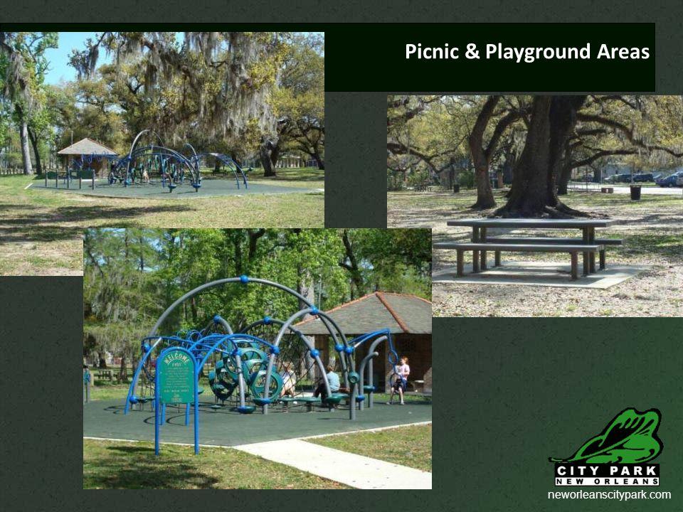 neworleanscitypark.com Picnic & Playground Areas
