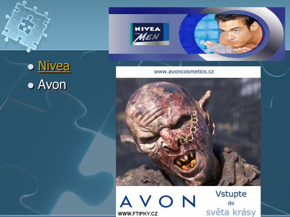 Nivea Avon Nivea Avon