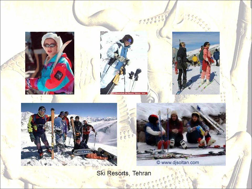 Ski Resorts, Tehran