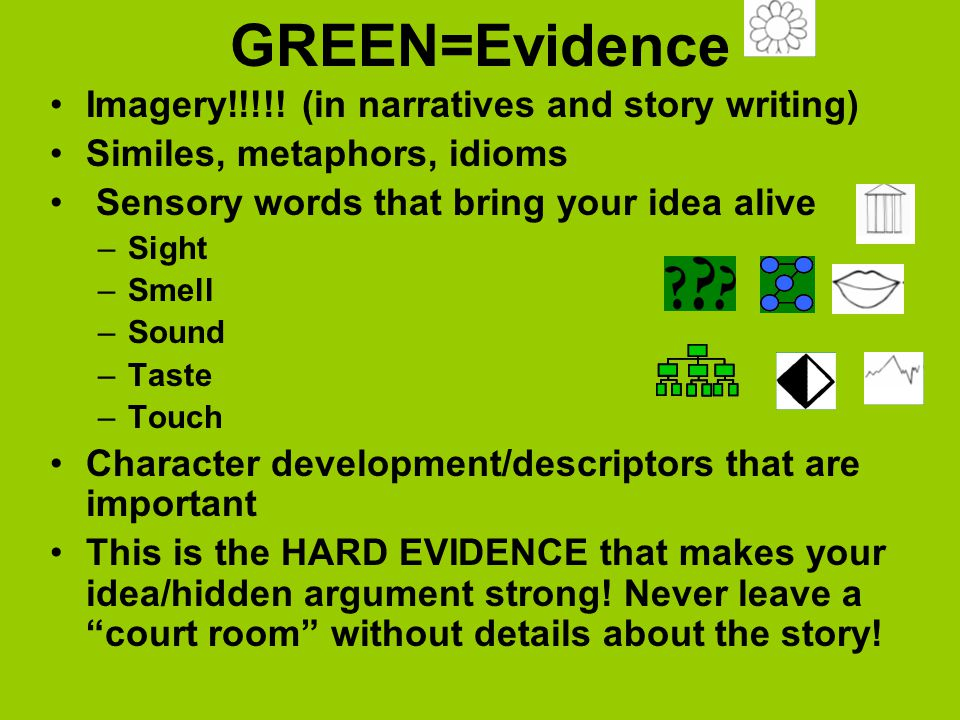 GREEN=Evidence Imagery!!!!.