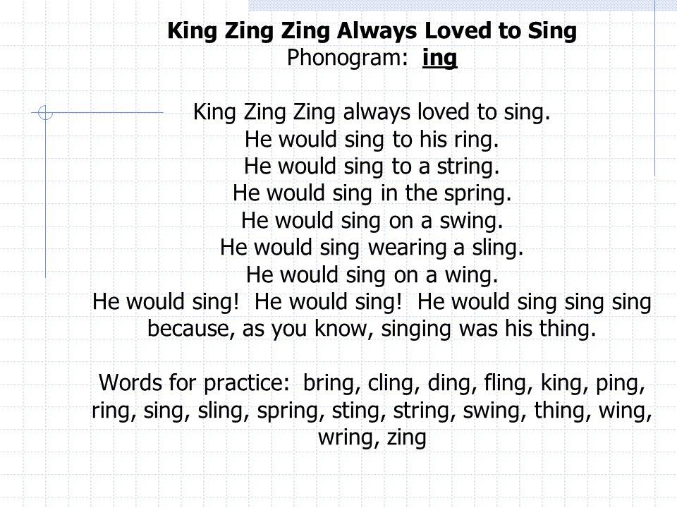 Mr. Zine and the Tightrope Line Phonogram: ine Mr.
