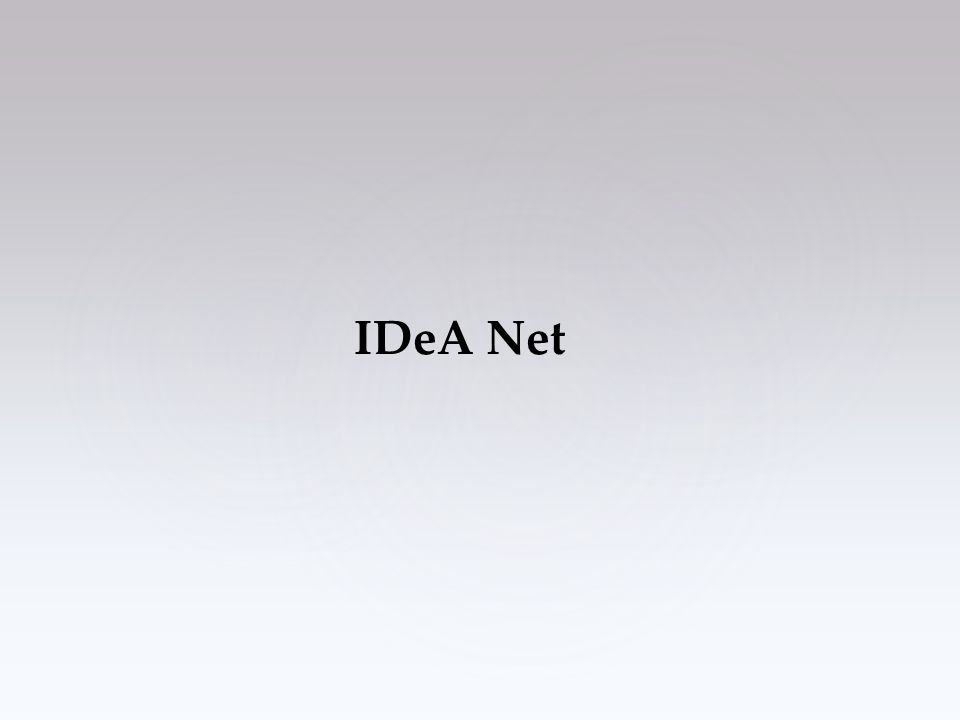 IDeA Net