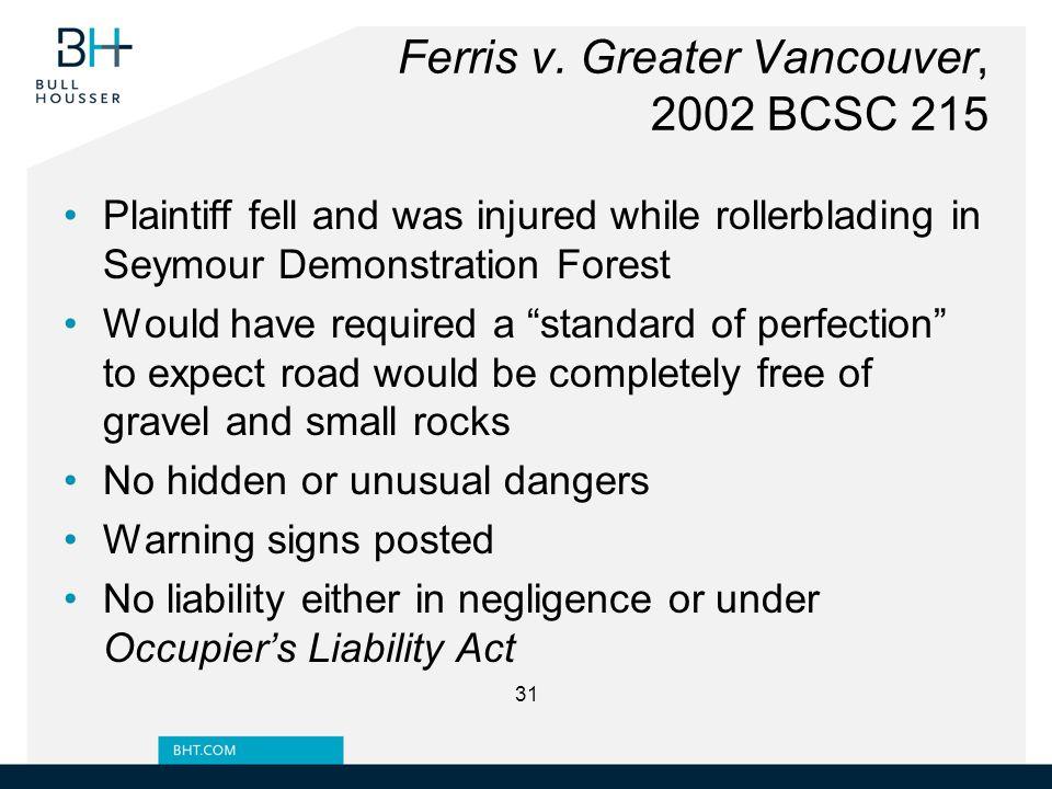 Ferris v.
