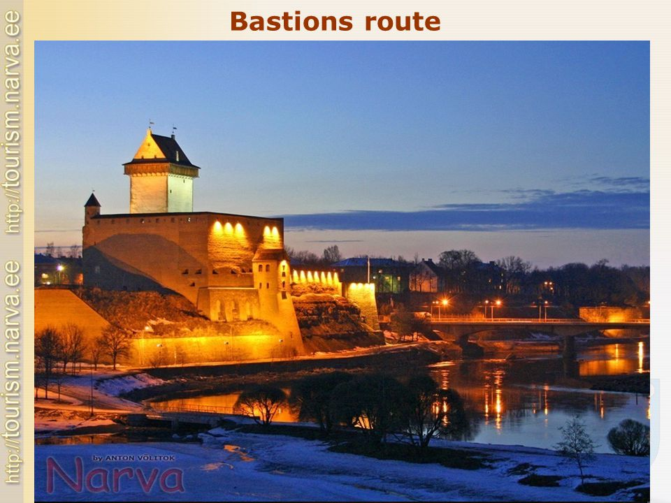 Bastions route