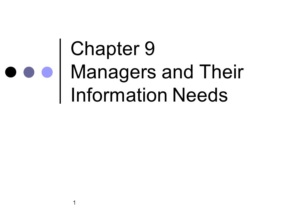 2 Learning Objectives When you finish this chapter, you will: See the link between an organization's structure and information flow.