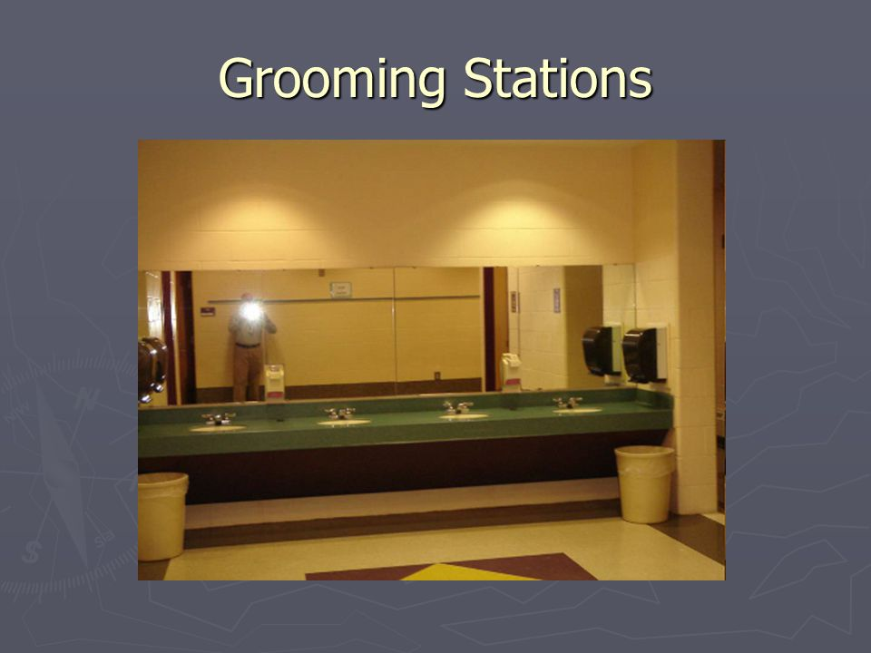 Grooming Stations