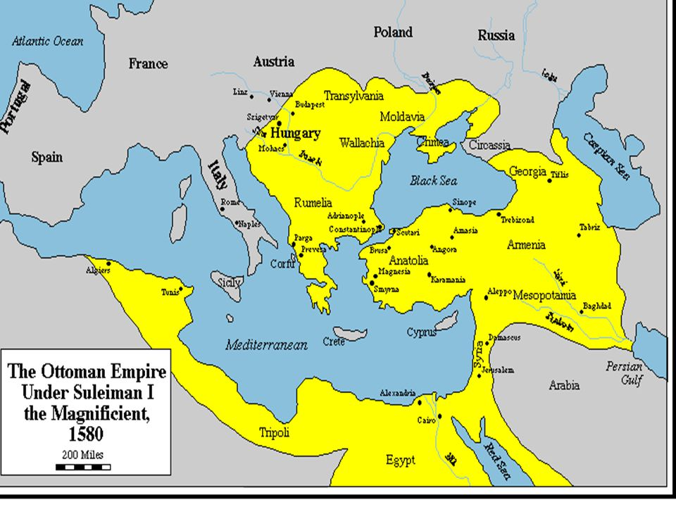 """Ottoman Empire – Islamic Turks Suleiman """"The Lawgiver"""" Suleiman """"The Lawgiver"""" - Ottoman ruler during """"Golden Age"""" - modernized army - at height, rule"""