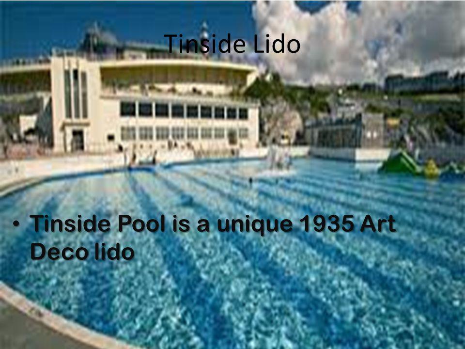 Tinside Lido Tinside Pool is a unique 1935 Art Deco lido Tinside Pool is a unique 1935 Art Deco lido