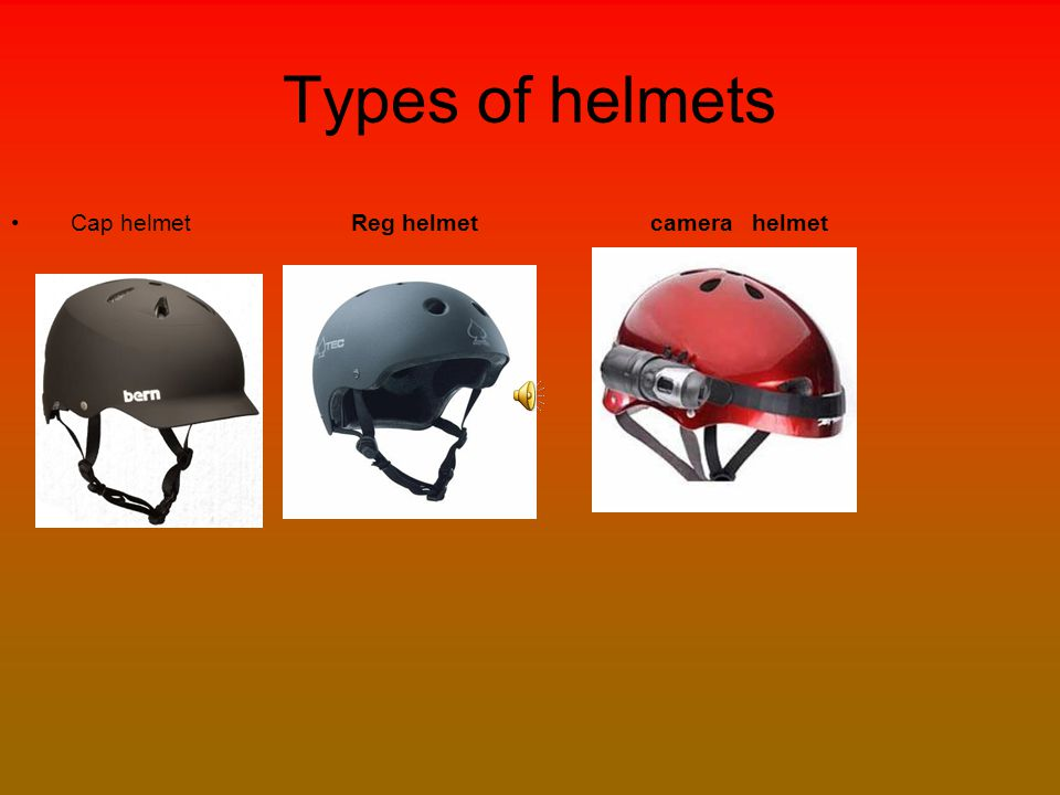 By law it is required to wear your helmet at skate parks