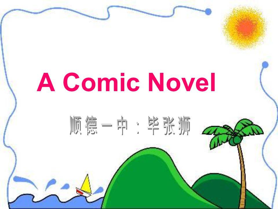 A Comic Novel
