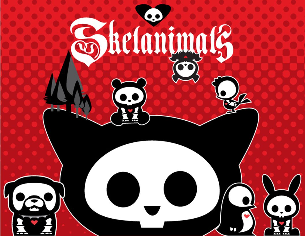Skelanimals They want your ♥…
