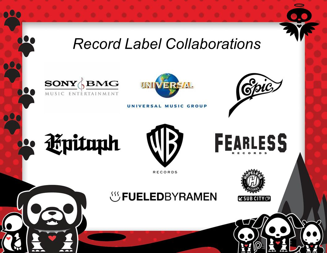 Record Label Collaborations