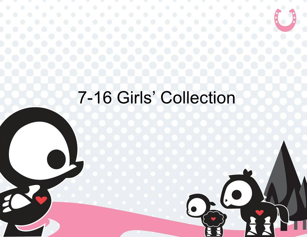 7-16 Girls' Collection