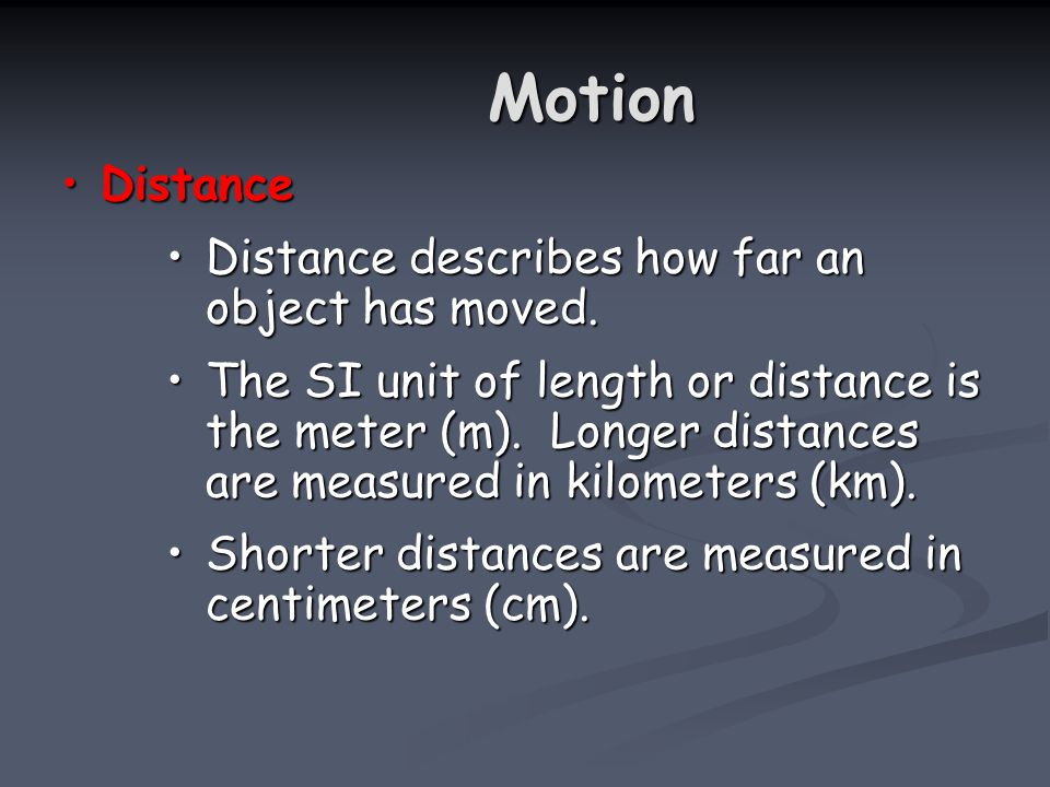 Relative Motion If you are sitting in a chair reading this sentence, you are moving.