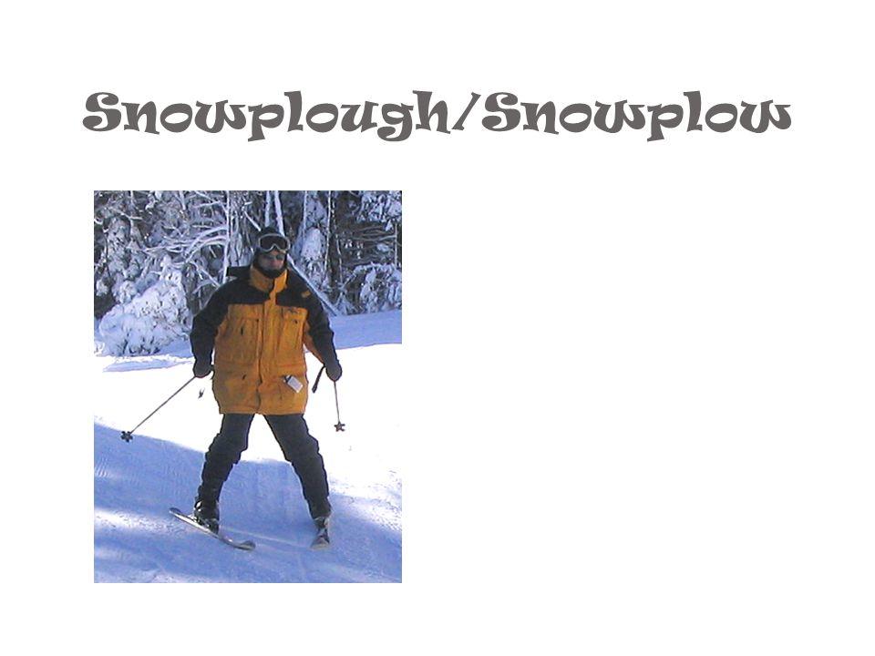Snowplough/Snowplow