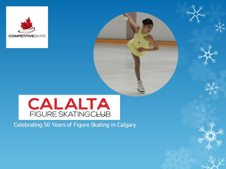 Celebrating 50 Years of Figure Skating in Calgary