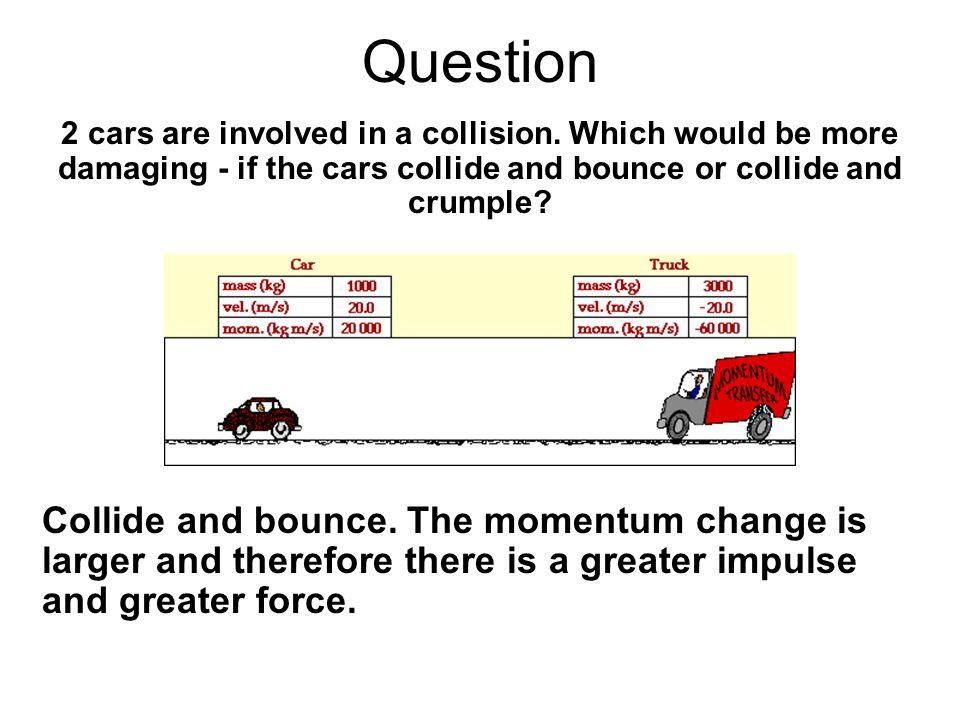 Momentum Vectors Momentum is a vector quantity.