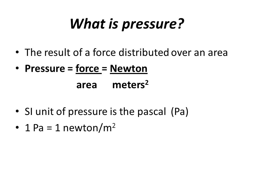 Are you under a lot of pressure.Do you feel a lot of pressure.
