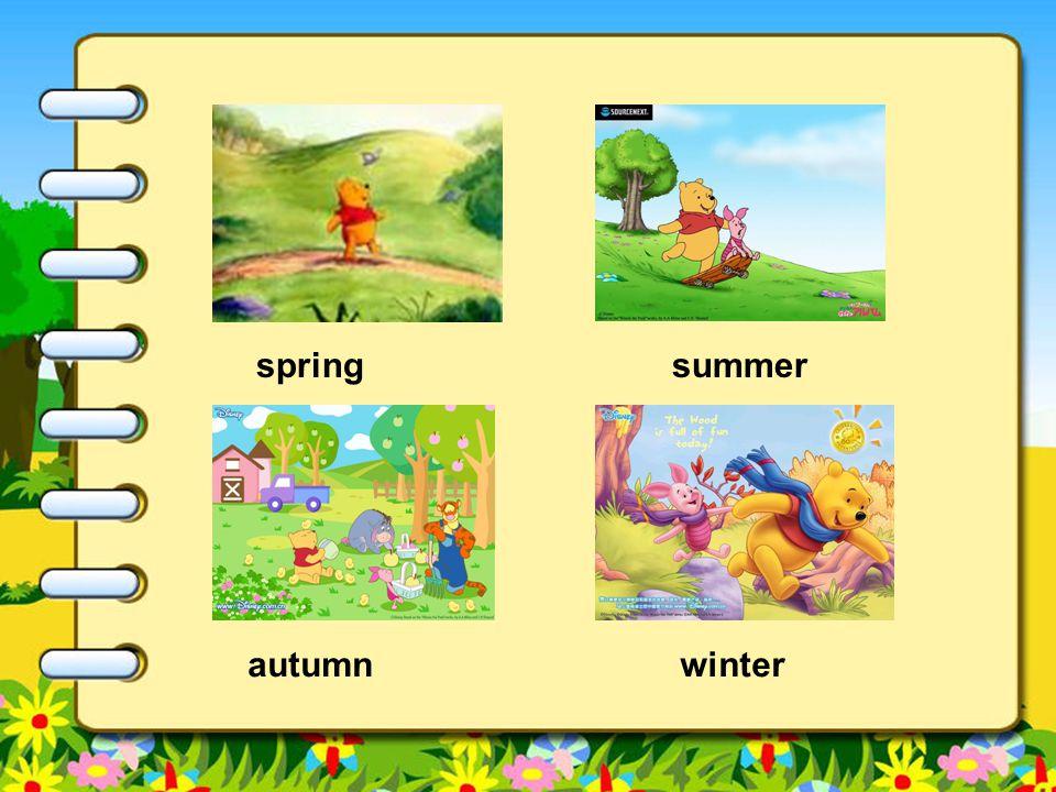 springsummer autumnwinter