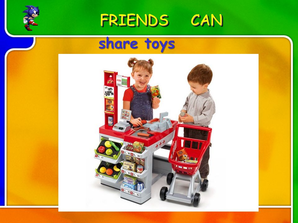 share toys